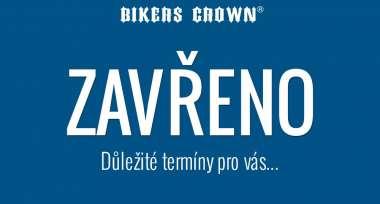Omezený provoz Bikers Crown přes Vánoce!