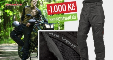 -1000 Kč na kalhoty Nazran TYNO