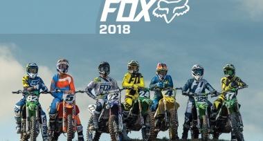 Motokrosová kolekce FOX 2018 skladem!