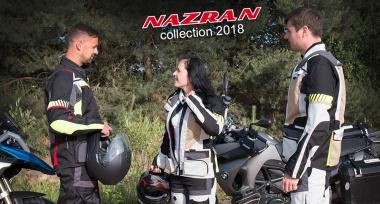 Nová kolekce oblečení Nazran skladem!