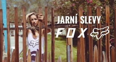 Volnočasové oblečení FOX nyní ve slevě!