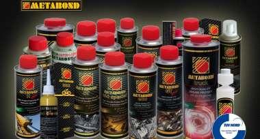 Metabond - kvaltiní přísady do motorových paliv a olejů