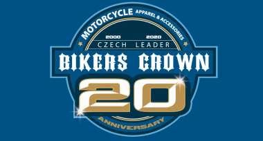 Bikers Crown slaví 20 let na trhu