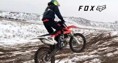 Zateplené rukavice na motokros, enduro či freeride